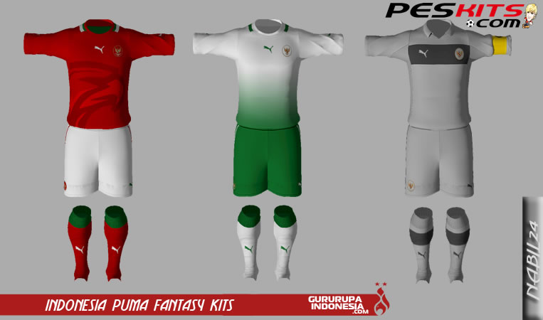 Kits Indonesia Fantasy by NMabil24