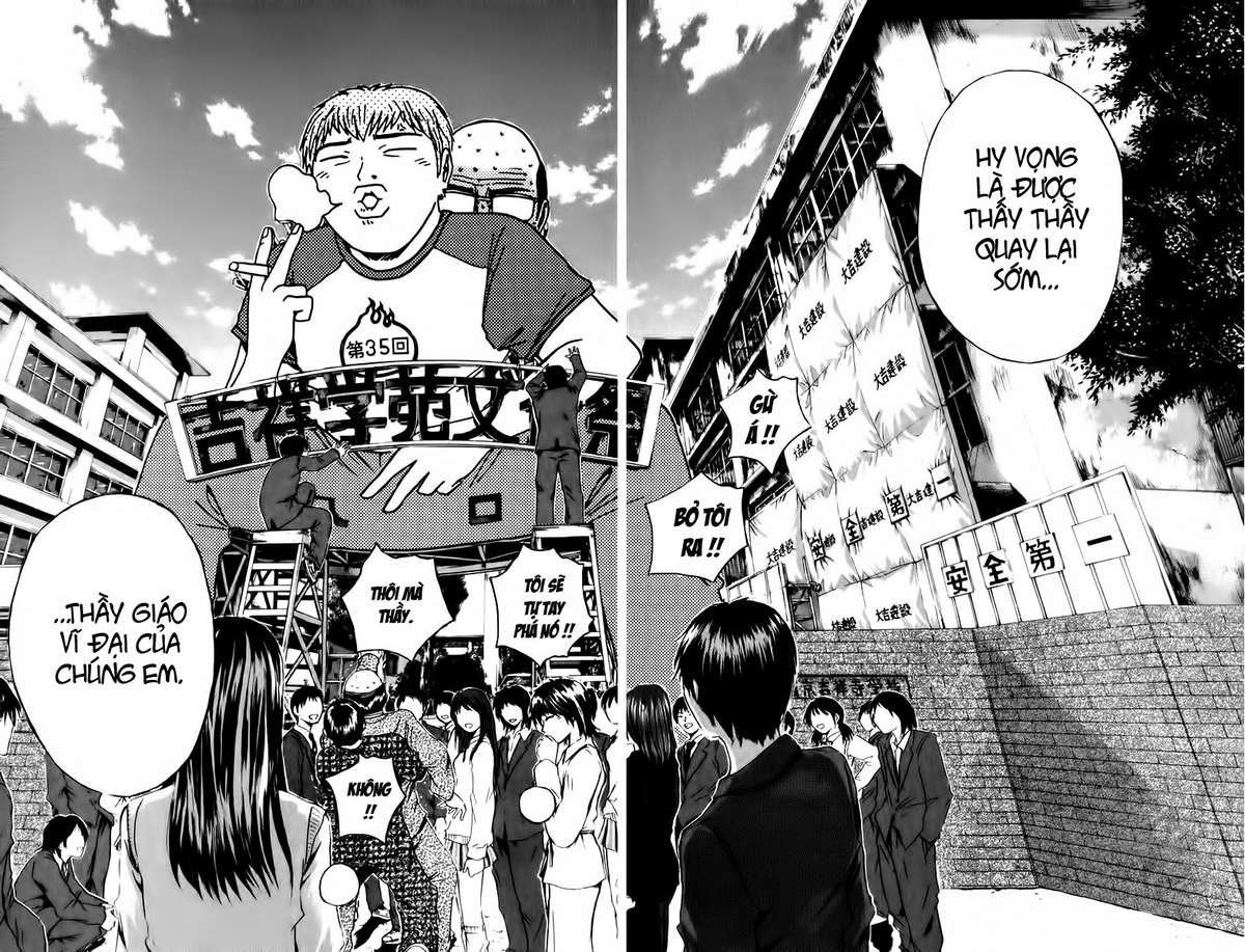 GTO: Great Teacher Onizuka chap 200 - End page 35 - IZTruyenTranh.com