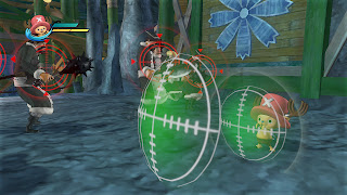 One Piece Pirate Warriors Gamescom Gameplay Screenshots Chopper