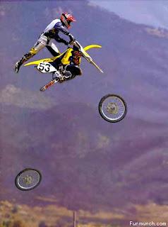 Motocross sem rodas