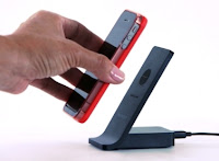 smartphone a carregar a bateria
