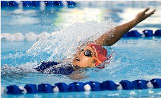 O nado mais relaxante que tem!