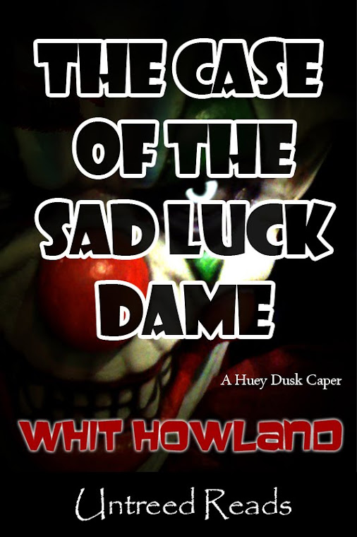 Huey Dusk: The Case Of The Sad Luck Dame