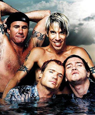 Discografia – Red Hot Chili Peppers