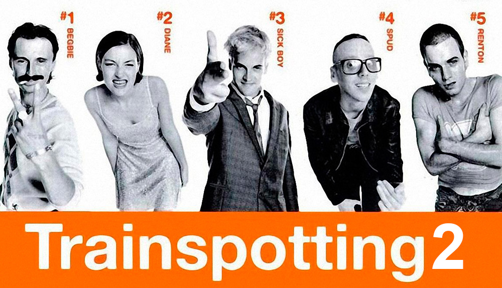 Danny Boyle confirma sequencia de Trainspotting