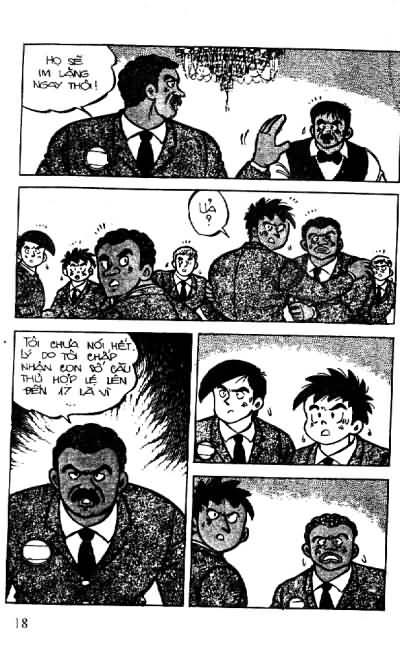Jindodinho - Đường Dẫn Đến Khung Thành III Tập 26 page 18 Congtruyen24h