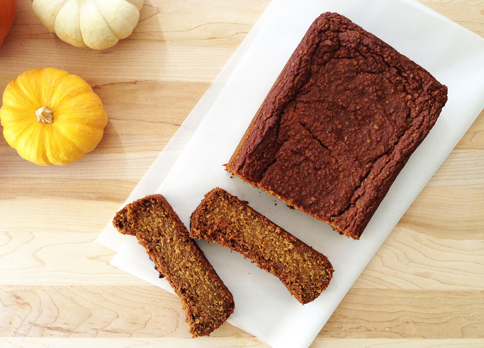 Pumpkin Gingerbread Recipes — Dishmaps