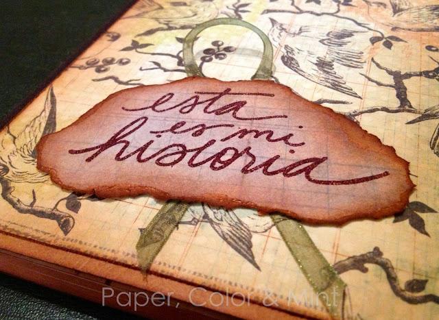 Cuaderno alterado Esta es mi historia 2