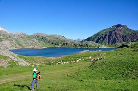 (24 y 25 de Junio) Travesia LIZARA a SANSANET y PICO LA MOLETA (Pirineos)