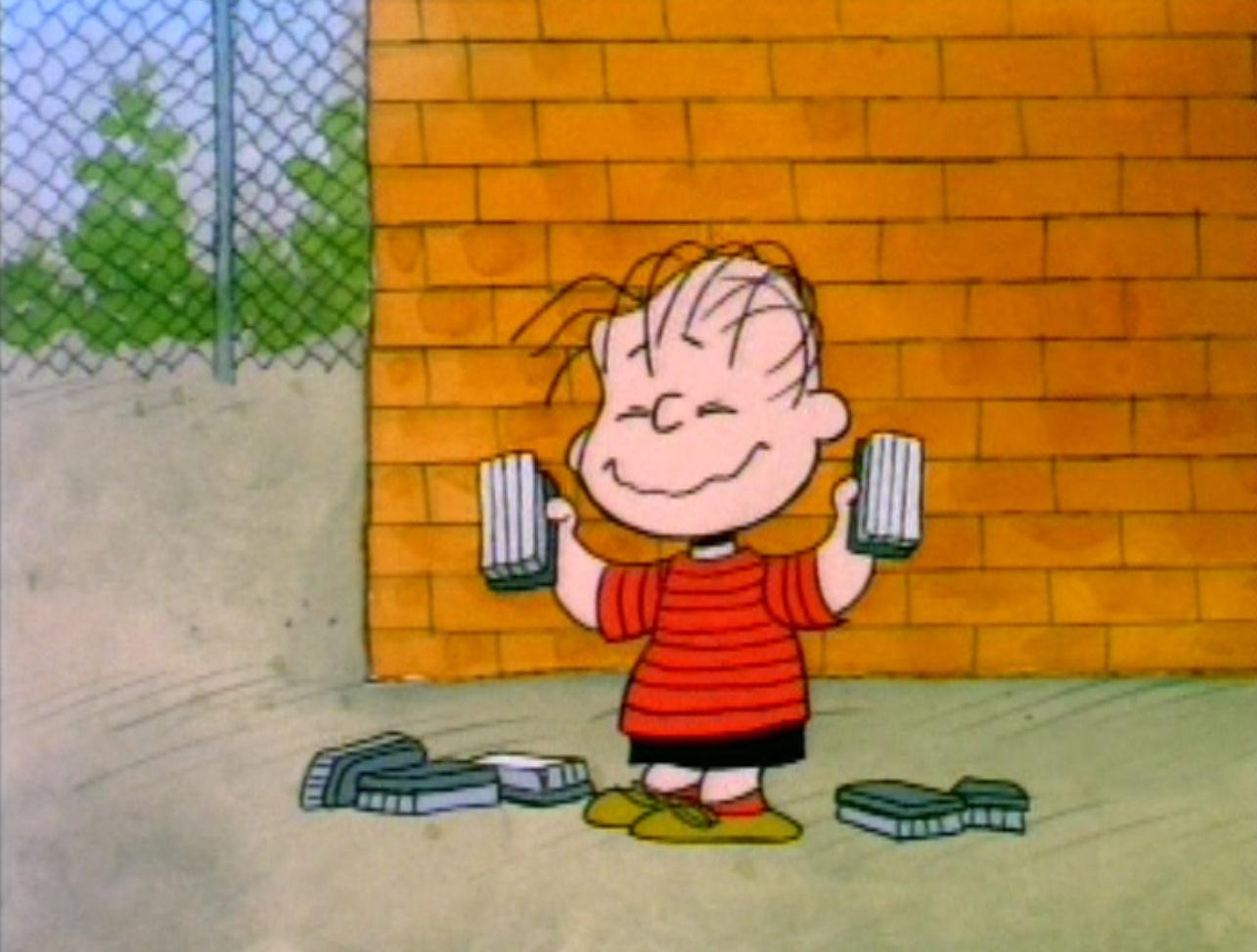 Holiday Film Reviews Be My Valentine Charlie Brown