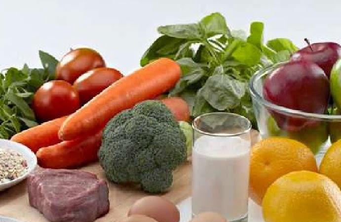 Makanan yang mampu meningkatkan kesehatan perut