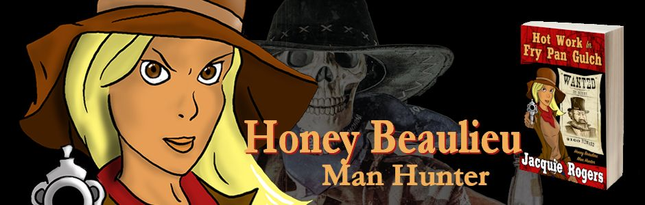 Honey Beaulieu - Man Hunter