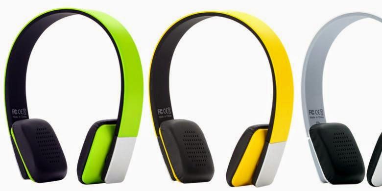 Headset nirkabel