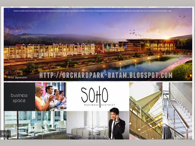 Business District SOHO Orchard Park Batam
