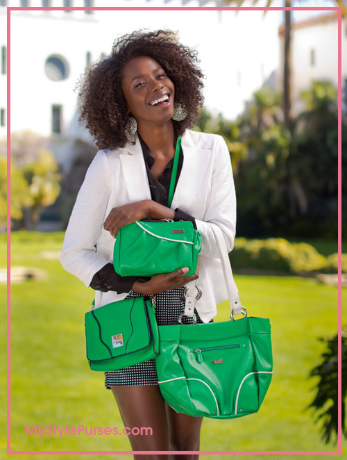  Shop all Miche Bag May Release Green Shells and Jade Hip Bag