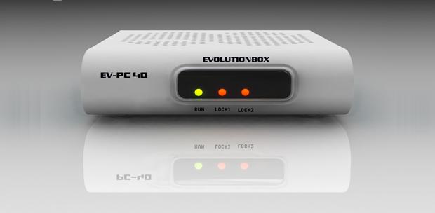 EVOLUTIONBOX DONGLE PC-40 NOVA ATUALIZAÇÃO - OBRIGATÓRIA + LOADER - V 5.10 - 09/01/2014