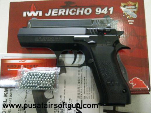 Jual KWC Jericho BB 4.5