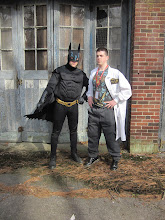 Batman and Training Coordinator