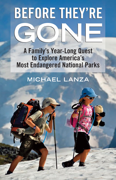 Visiting endangered national parks with kids