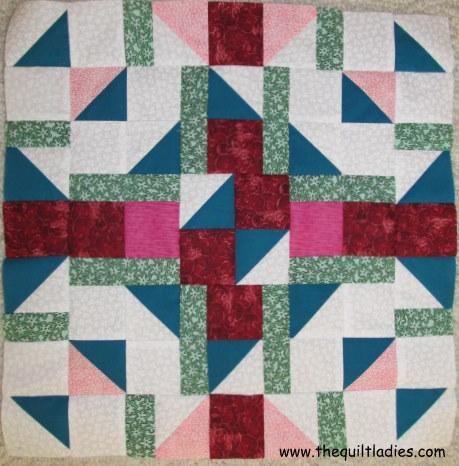 2014 BOM | seattle modern quilt guild