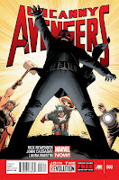 Uncanny Avengers #3 Cover