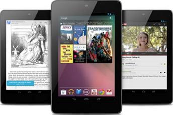 Harga dan Spesifikasi Asus Google Nexus 7 - 1
