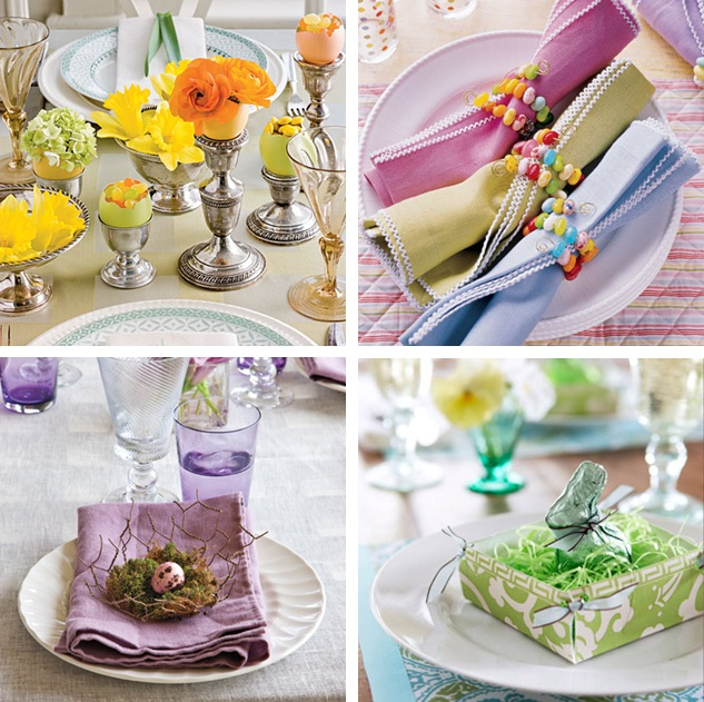 Here are some fantastic Easter table decorations that I have found for ...
