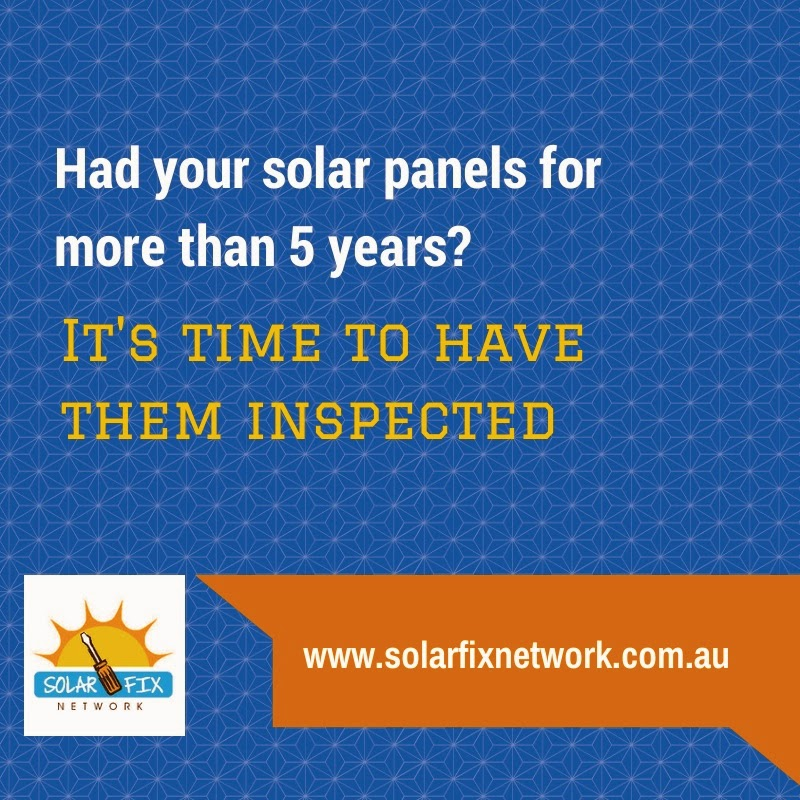 Your solar inverter is the most important part of your system, so you need to inspect it regularly