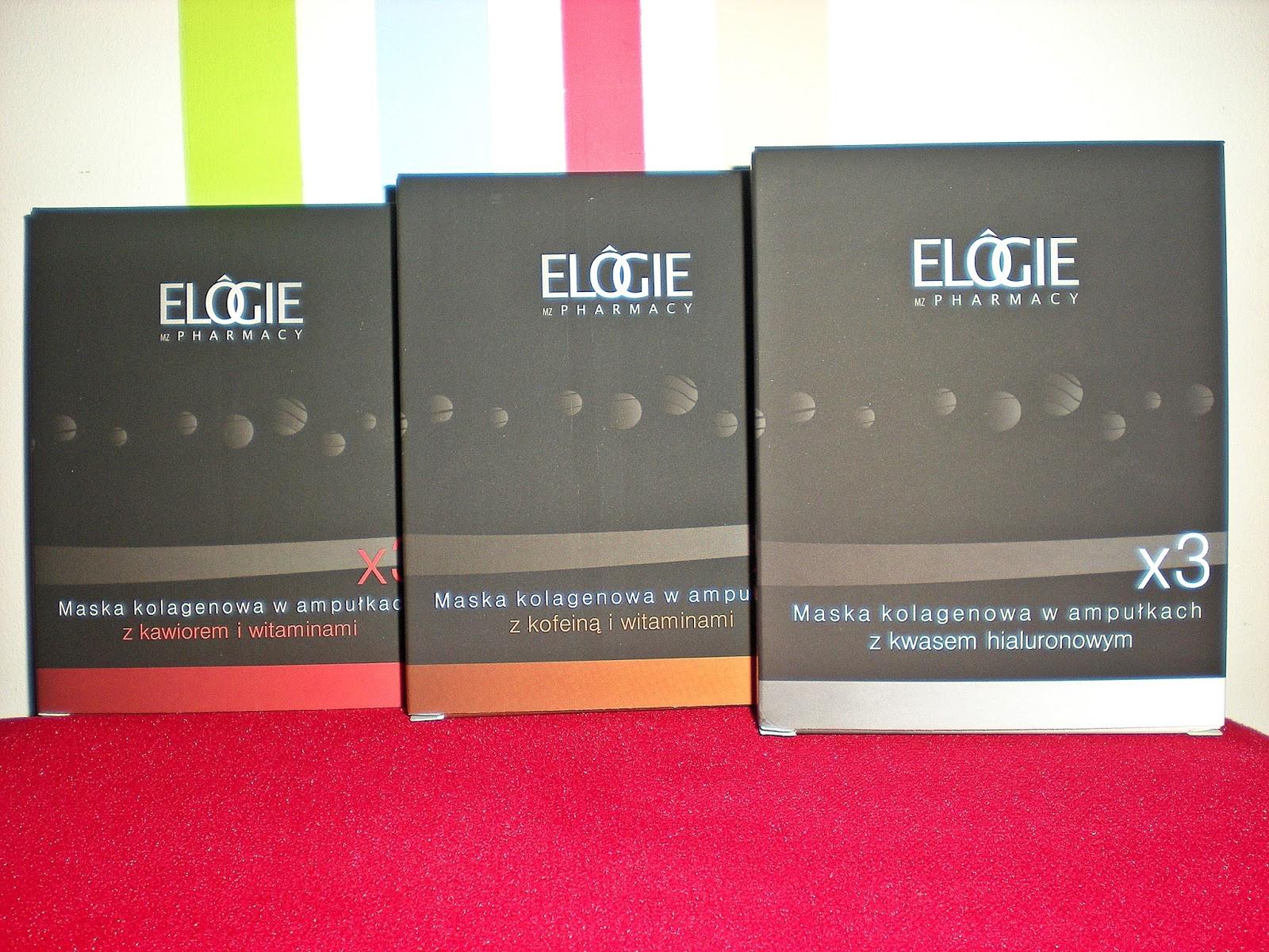 Przesyłki: Elogie, RevitaLash, Bakeo, BioBeauty