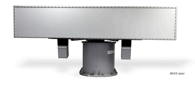 Aries Radar Produksi INDRA