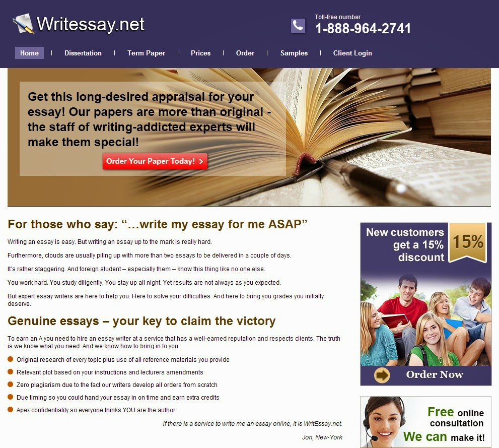best term paper writing company This is the best option to consider when you find yourself wondering who can write my paper work with a paper writing company that cares about your academic needs our team of professional writers is made up of native english speaking experts who understand the needs of academic students.