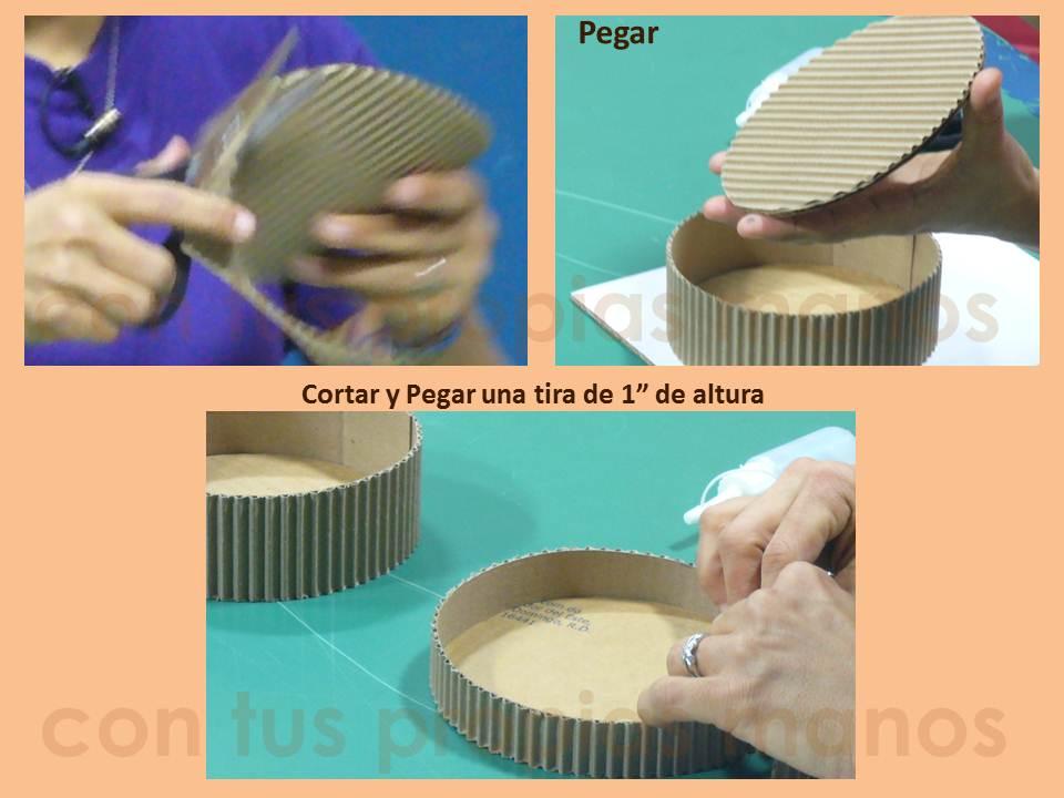 Con tus propias manos como hacer figuras geometricas con - Como se hace manualidades ...