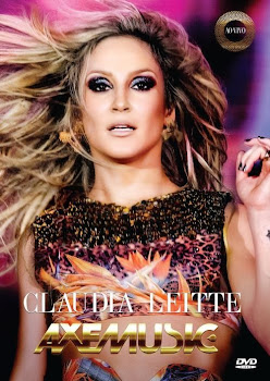 Claudia Leitte: Axemusic Ao Vivo   DVDRip AVI + RMVB
