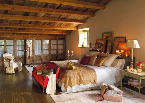 Dormitorio rustico - Decoracion dormitorio rustico ...