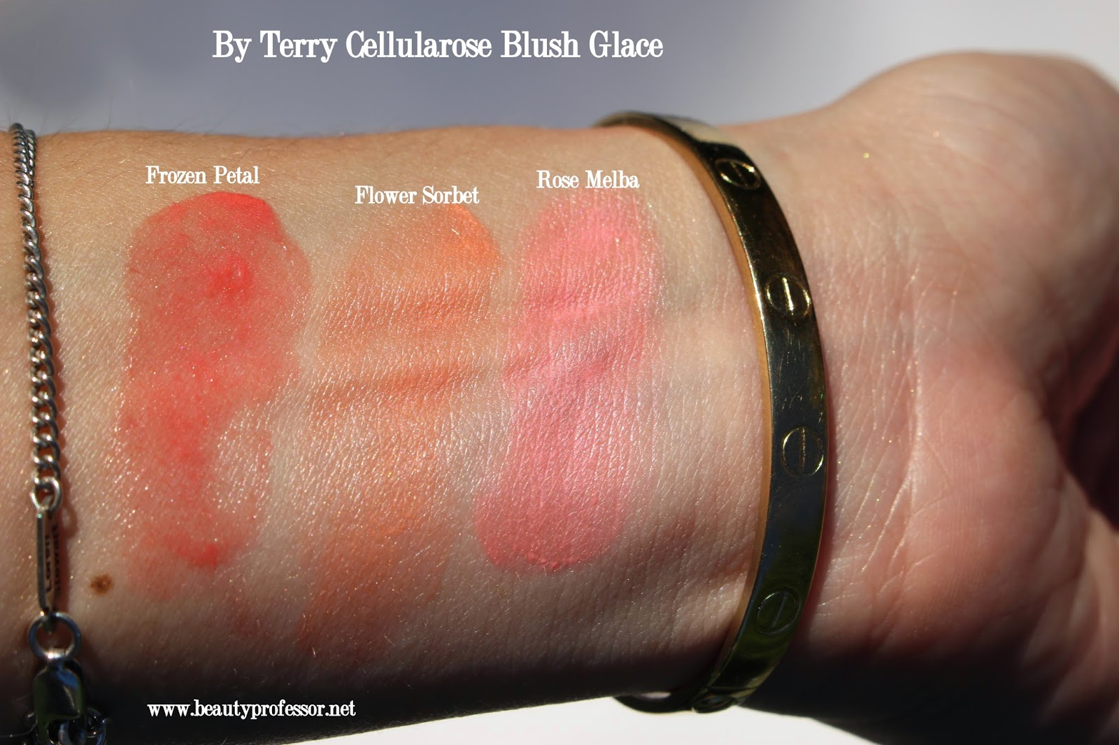 by terry cellularose blush glace