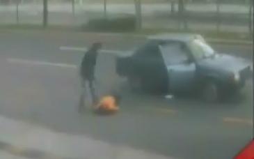 Asesina a su Esposa y se Suicida