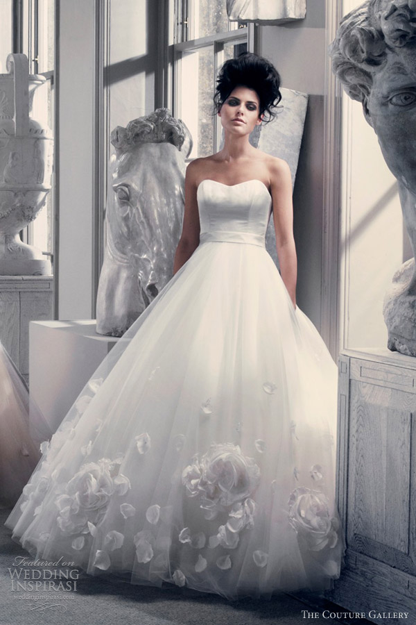 OK Wedding Gallery: The Couture Gallery Bridal Gowns 2013