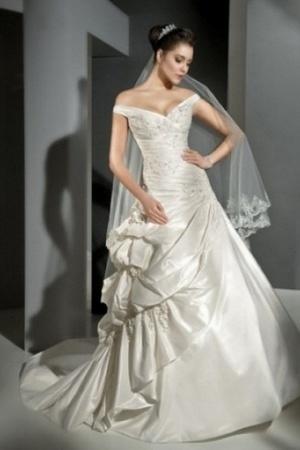 novia moderna y mas: colección cosmobella vestidos de novia 2011