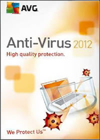 AVG Anti Virus Pro 2012 SP1 RC (x86/x64) + Crack