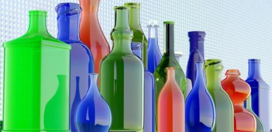 Georgien exportiert Glas nach Italien