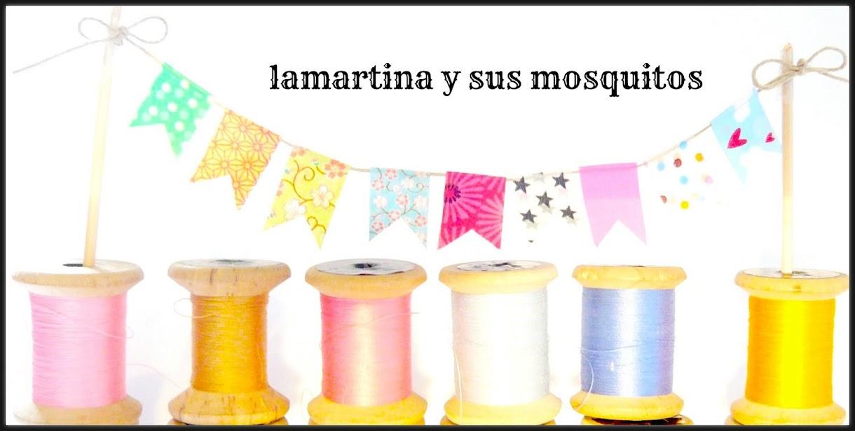 lamartina y sus mosquitos