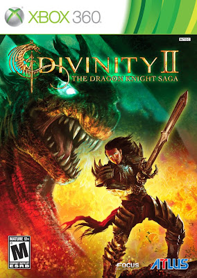 Divinity II: The Dragon Knight Saga Xbox 360