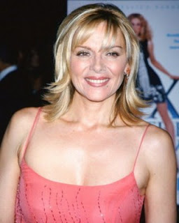Kim Cattrall hairstyles