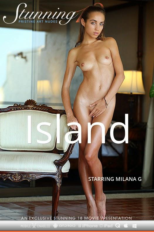 Ukgbunning1o 2014-06-18 Milana G - Island (HD Video) 07010