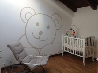 Artemusa decorazioni orsetto cameretta - Decorazione parete cameretta ...