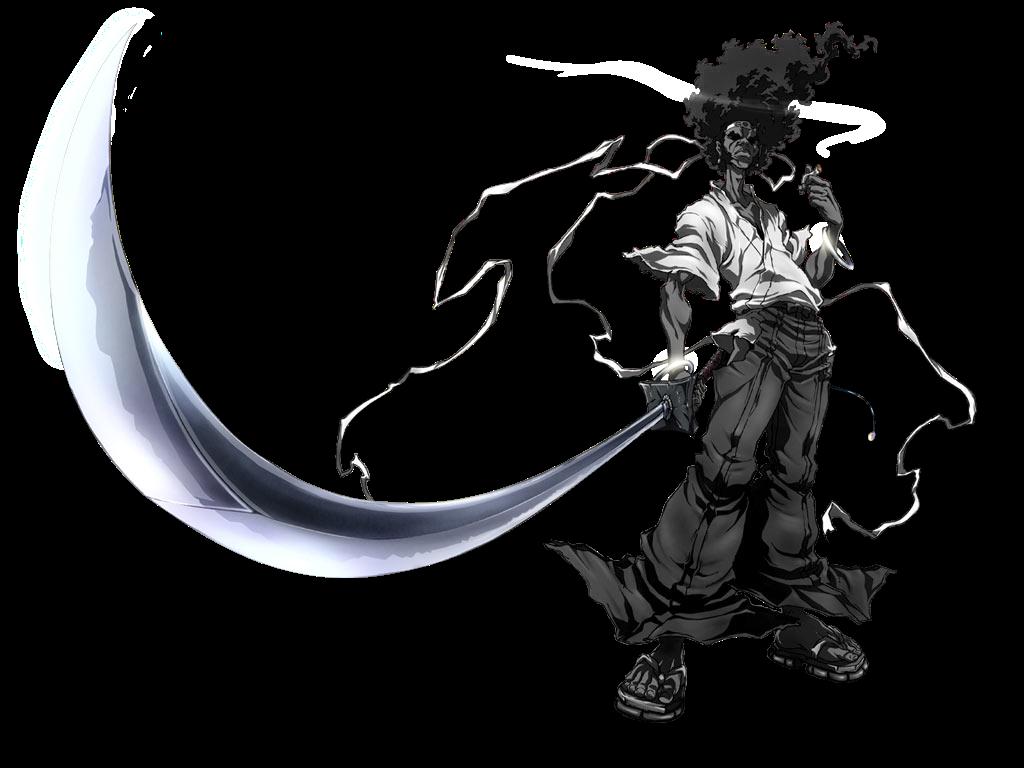 MrDarkPhoenix™: Afro Samurai live action movie, Complete ...