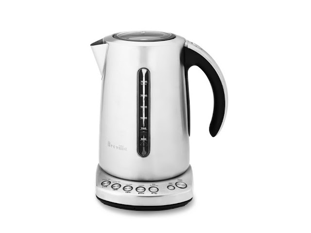 Breville Electric Tea Kettle ~ Wee gizmos that make my life easier and better the