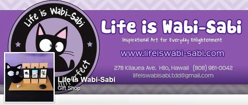 "Click On The Image Below To Visit ""Life Is Wabi-Sabi"""