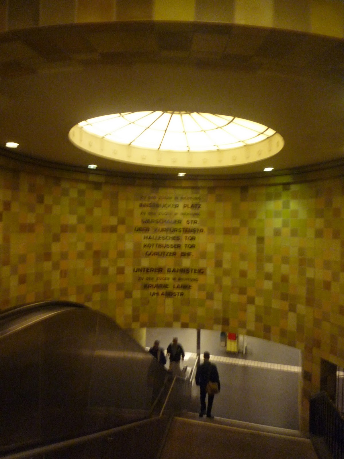 Generalized anxiety treatment bvgg - The Great Thing About The U Bahn In General Is Its Simplicity By Sticking To One Basic Station Design A Single Island Platform Stairs At Each End