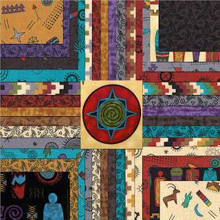 Moda SIMPLY SOUTHWEST Quilt Fabric by J. Michelle Watts